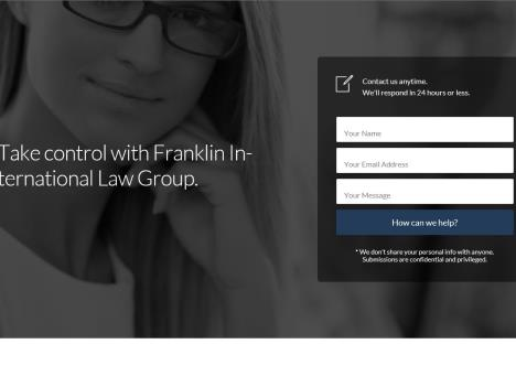 Franklin International Law Group